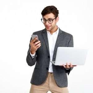 kontakty na experty přes webové stránky